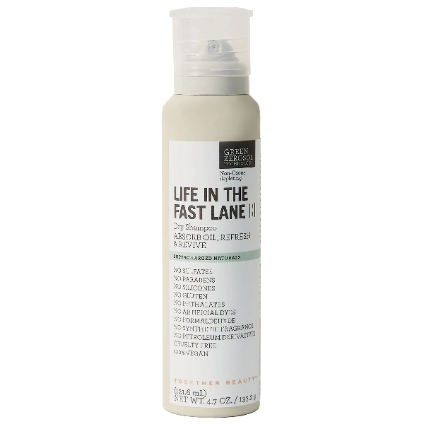 Together Beauty Life In The Fast Lane Dry Shampoo 4.7 oz/ 122 ml