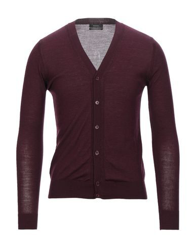 Kaos Cardigan In Deep Purple
