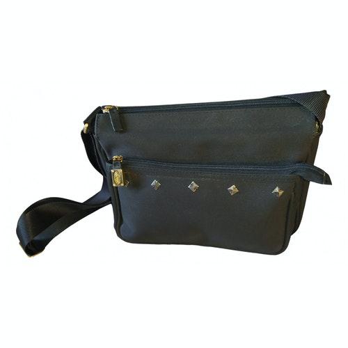 Bric's Black Cloth Handbag
