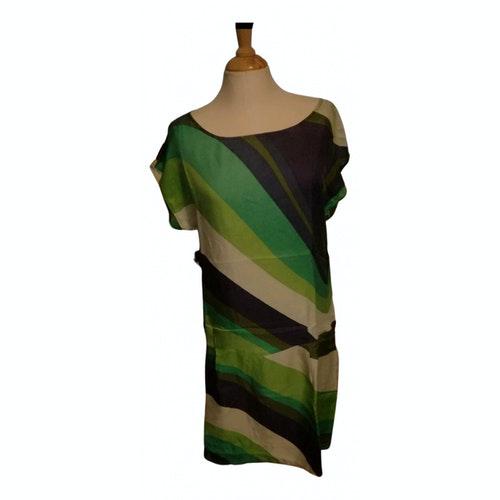 Bensimon Multicolour Silk Dress