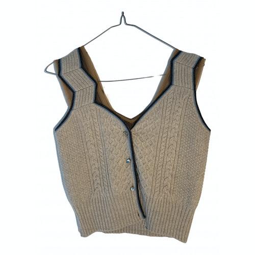Y/project Grey Wool Knitwear