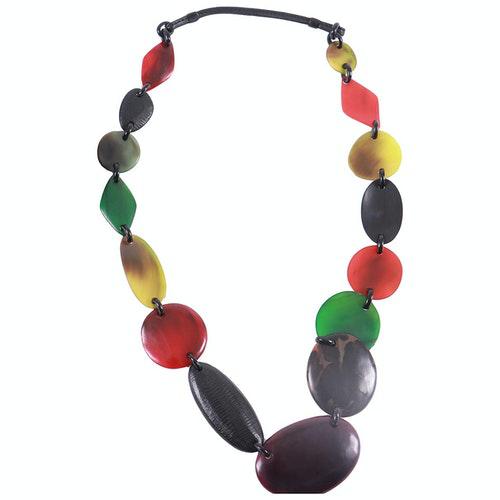 Monies Multicolour Pearls Necklace
