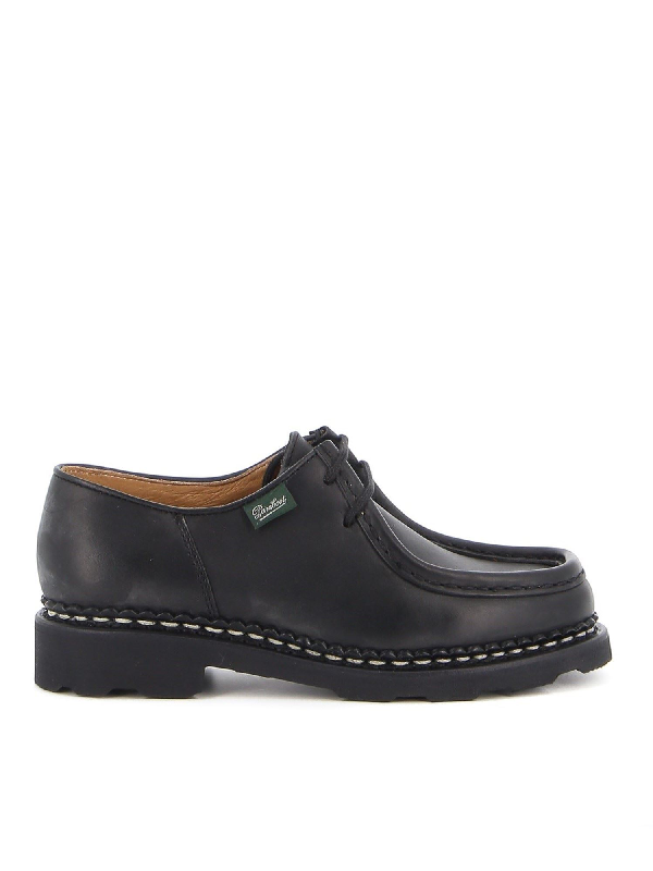 Paraboot Michael Shoes In Black