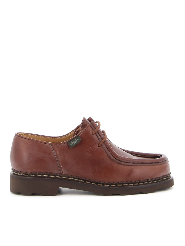 Paraboot Michael Shoes In Brown