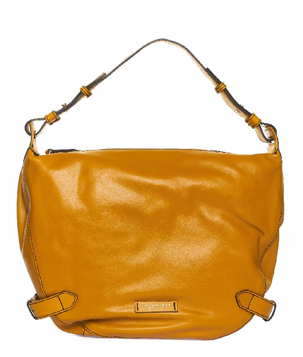 The Bridge Women's Yellow Handbag