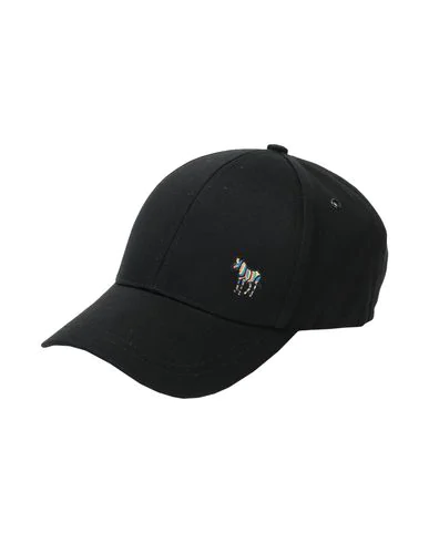 Ps By Paul Smith Hat In Black