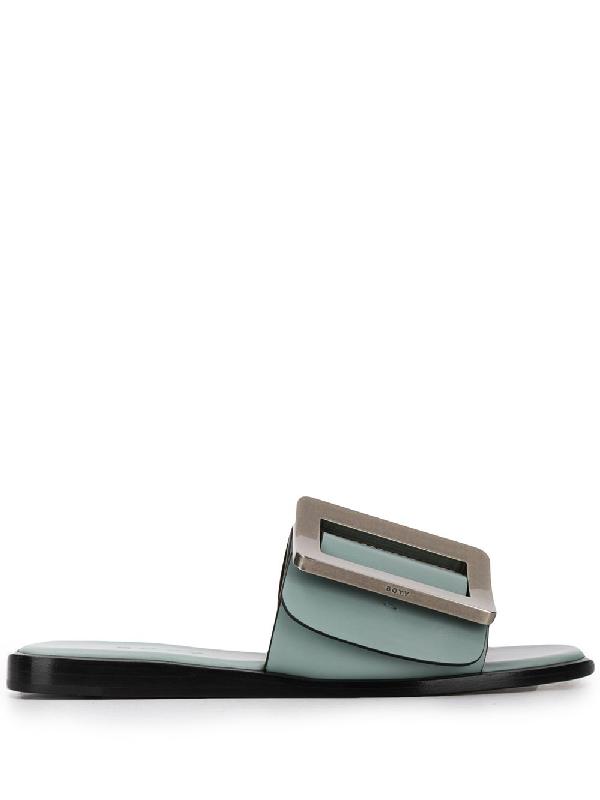 Boyy Sandals In Azzurro