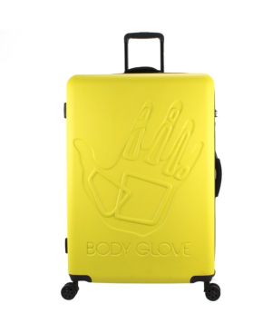 Body Glove Redondo 2-piece Hardside Set In Yellow
