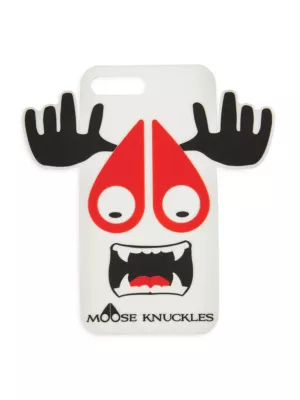 Moose Knuckles Munster Iphone X Case In White