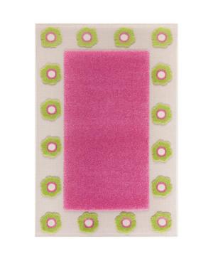 Ivi Mina Pink Area Rug