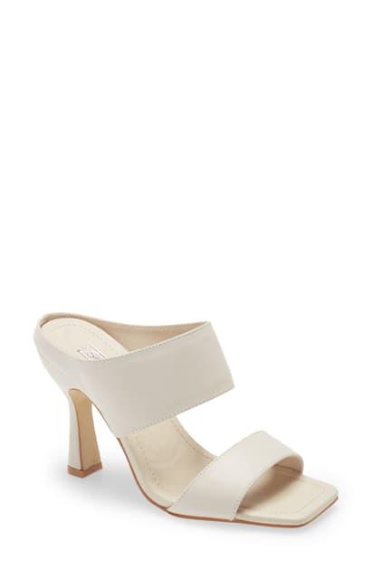 Sol Sana Marisol Sandal In Ivory Leather