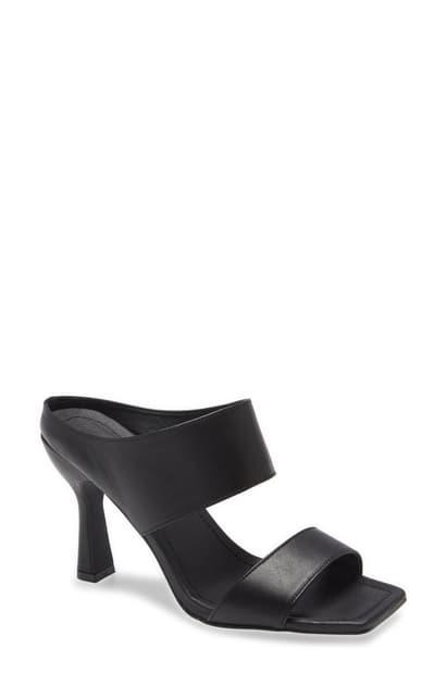 Sol Sana Marisol Sandal In Black Leather