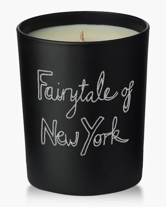 Bella Freud Parfum Fairytale Of New York Candle In No Color