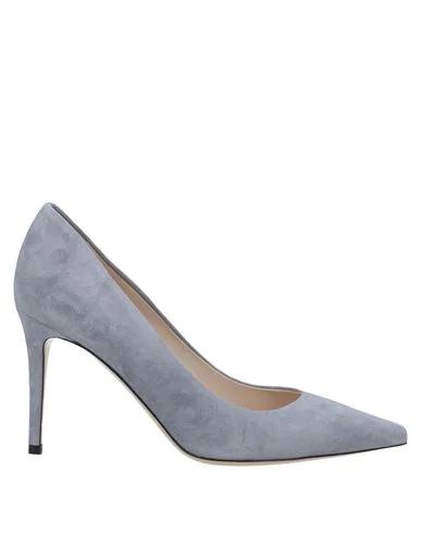 Deimille Pump In Gray