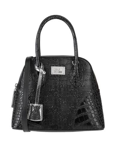 Cavalli Class Handbag In Black