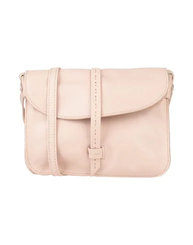 Caterina Lucchi Cross-body Bags In Pale Pink