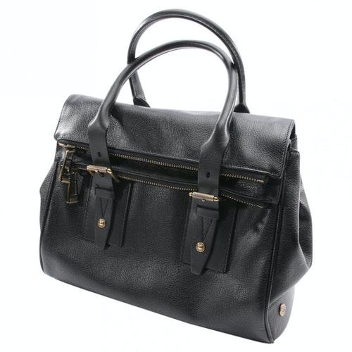 Belstaff Black Leather Handbag