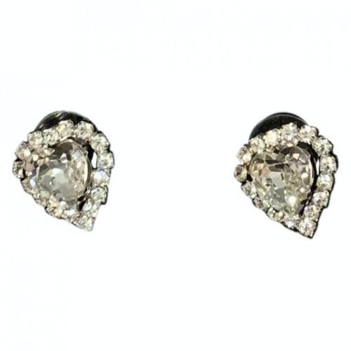 Christopher Kane Silver Silver Earrings