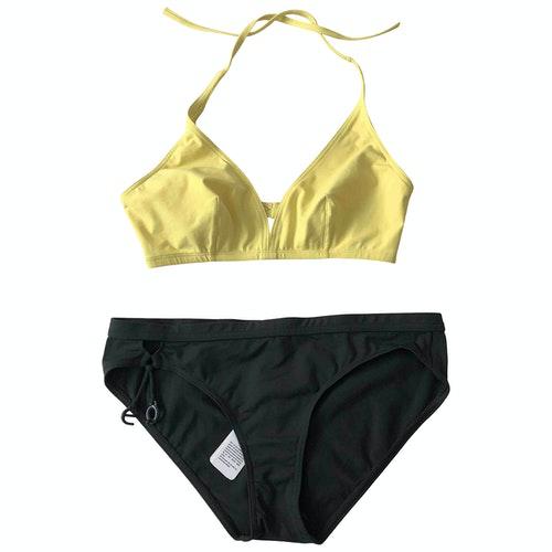 Eres Grey Lycra Swimwear