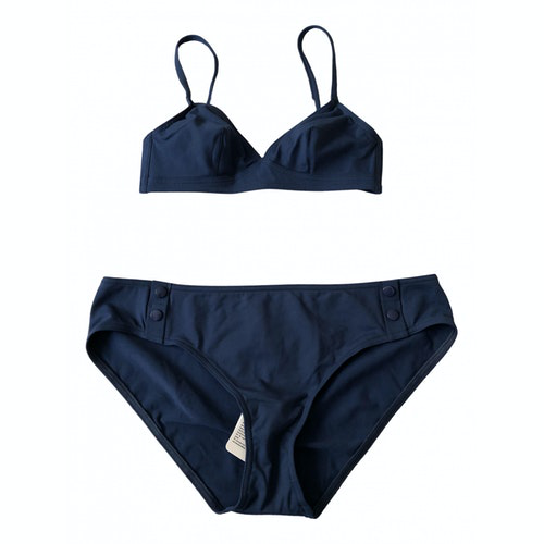 Eres Navy Lycra Swimwear