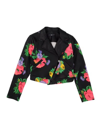 Miss Blumarine Jacket In Black
