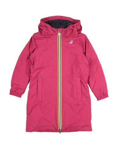 K-way Jacket In Garnet