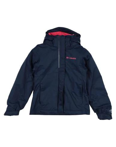 Columbia Jacket In Dark Blue