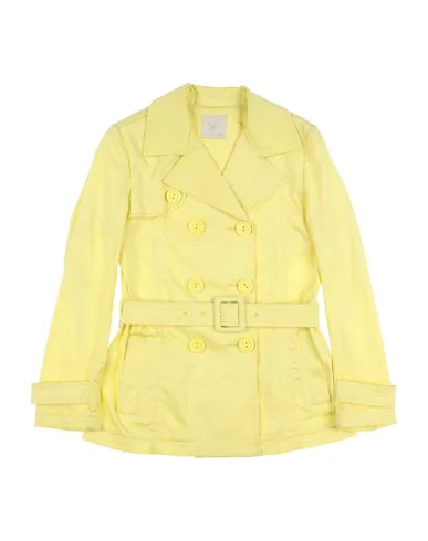 Elsy Full-length Jacket In Yellow