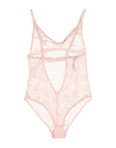 Stella Mccartney Bodysuit In Pink