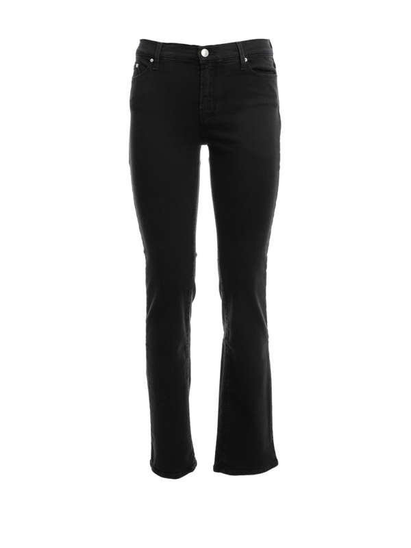 Karl Lagerfeld Black Cotton Jeans
