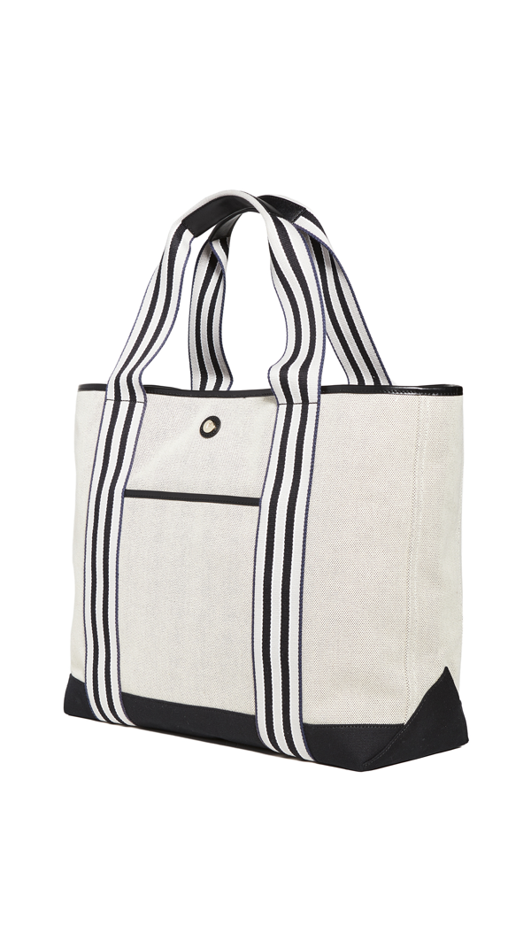 Paravel Cabana Tote In White