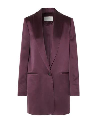 La Collection Sartorial Jacket In Purple