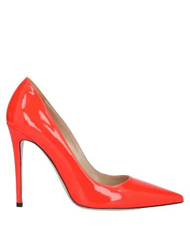 Deimille Pump In Red