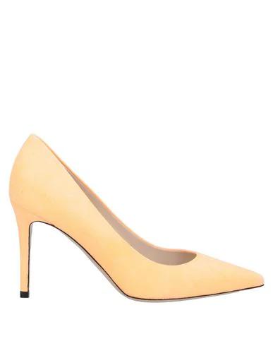 Deimille Pump In Orange