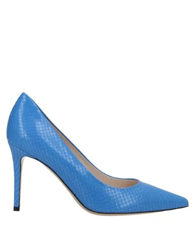 Deimille Pump In Blue