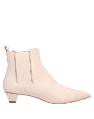 Alysi Ankle Boot In White