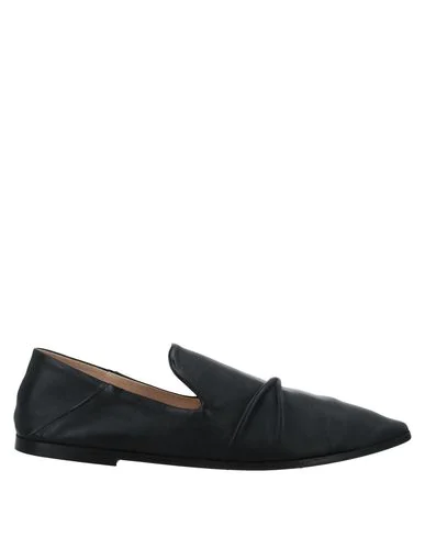 Alysi Loafers In Black