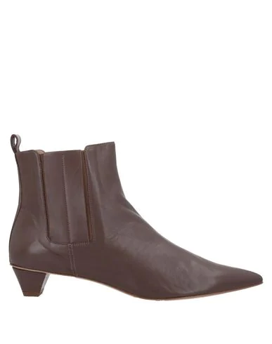 Alysi Ankle Boot In Gray