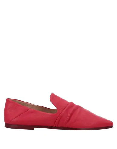 Alysi Loafers In Red