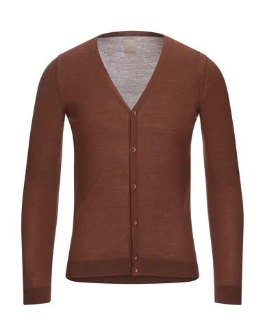 Kaos Cardigan In Brown