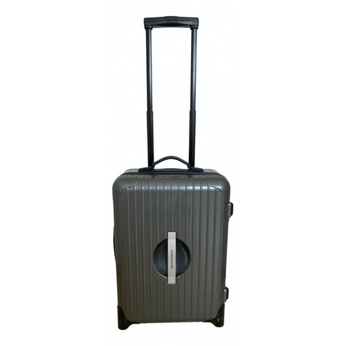 Rimowa Grey Bag