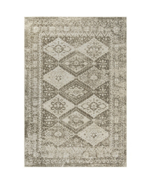 "Nicole Miller Closeout!  Patio Starlight Sienna Gray 7'9"" X 10'2"" Area Rug"