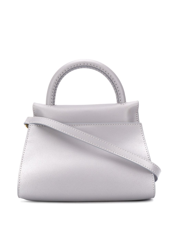 Elleme Small Papillon Tote In Grey