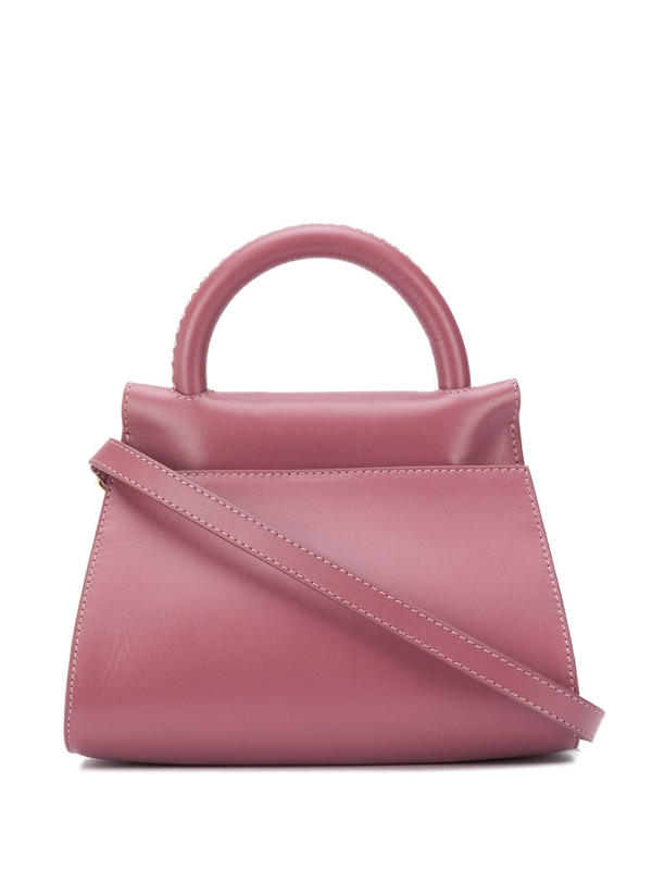 Elleme Small Papillon Tote In Pink