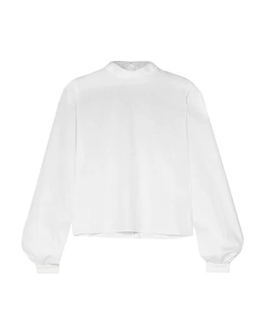 La Collection Blouse In White