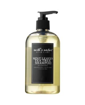 Earth's Nectar Mint Leaves Shampoo, 8 oz In Medium Yel