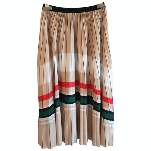 Claudie Pierlot Spring Summer 2019 Beige Skirt