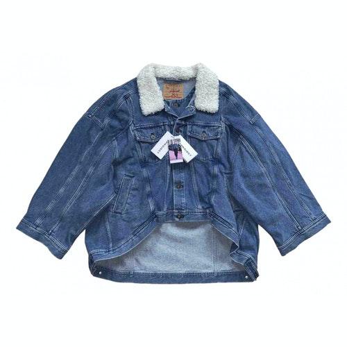 Y/project Blue Denim - Jeans Jacket