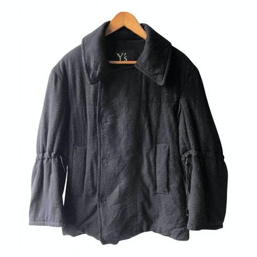 Y's Black Jacket
