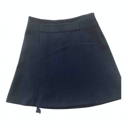 Claudie Pierlot Fall Winter 2019 Black Skirt